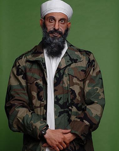 Osama Bin Laden by Levinne/Morse