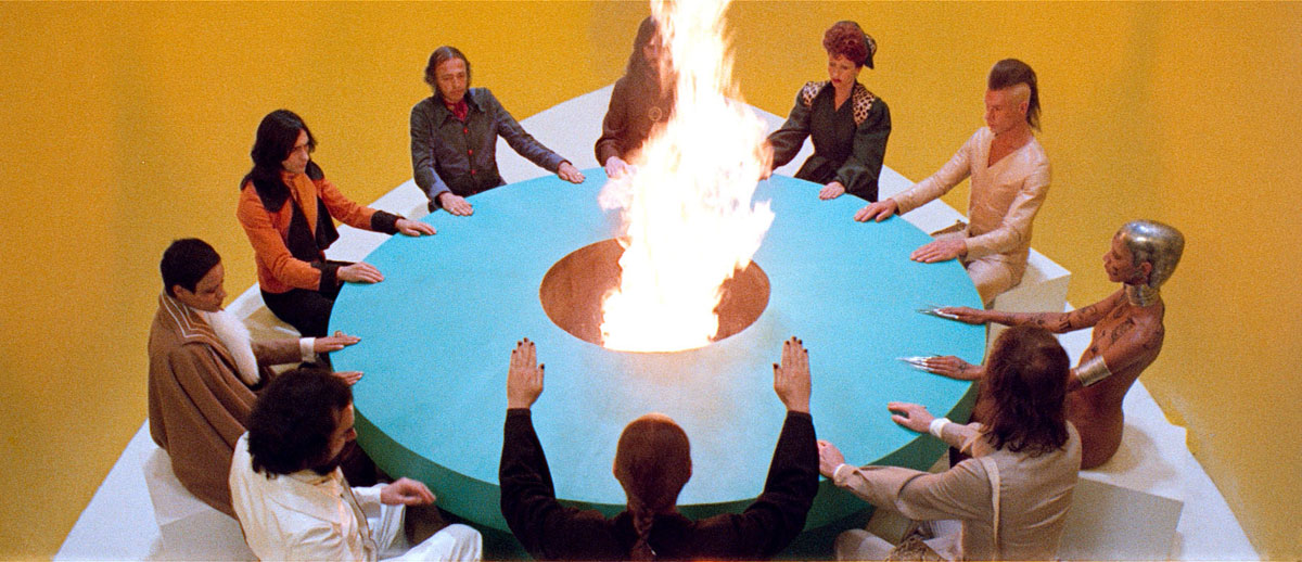 Jodorowsky The Holy Mountain