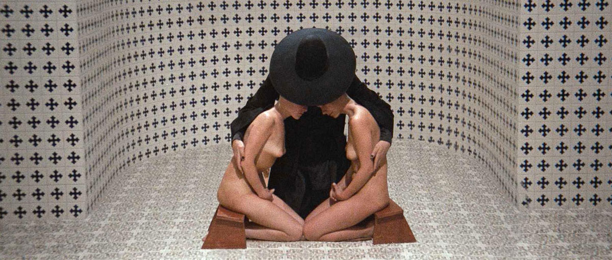 Jodorowsky, The Holy Mountain
