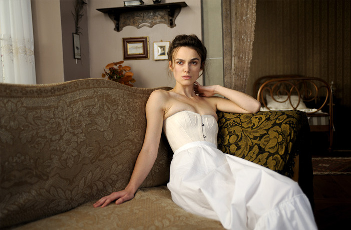 Dangerous Method, Keira Knightly