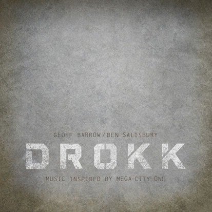 Drokk, Music Inspired by Mega-City One