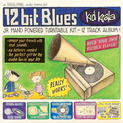 Kid Koala, 12-Bit Blues