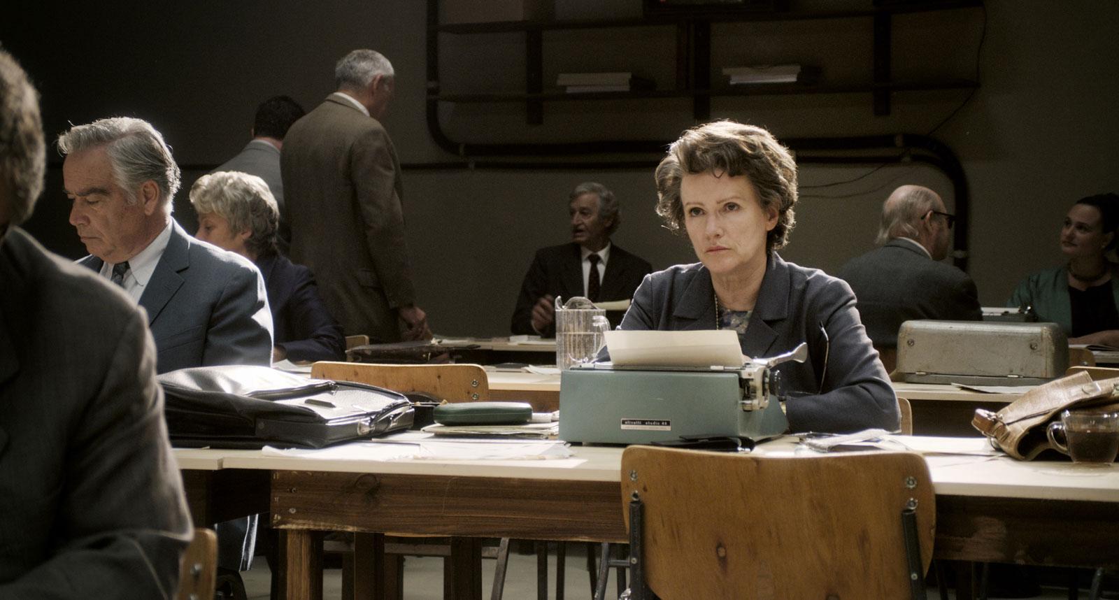 Barbara Sukowa, Hannah Arendt